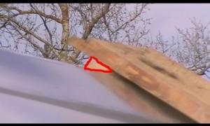 Ньюанс лесницы для крыши