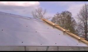 Лесница для крыши